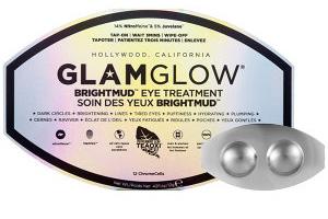 glam glow birghtmud eye gel