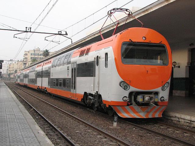 Flickr Omer Simkha Morocco train