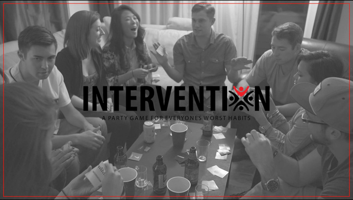 Intervention game