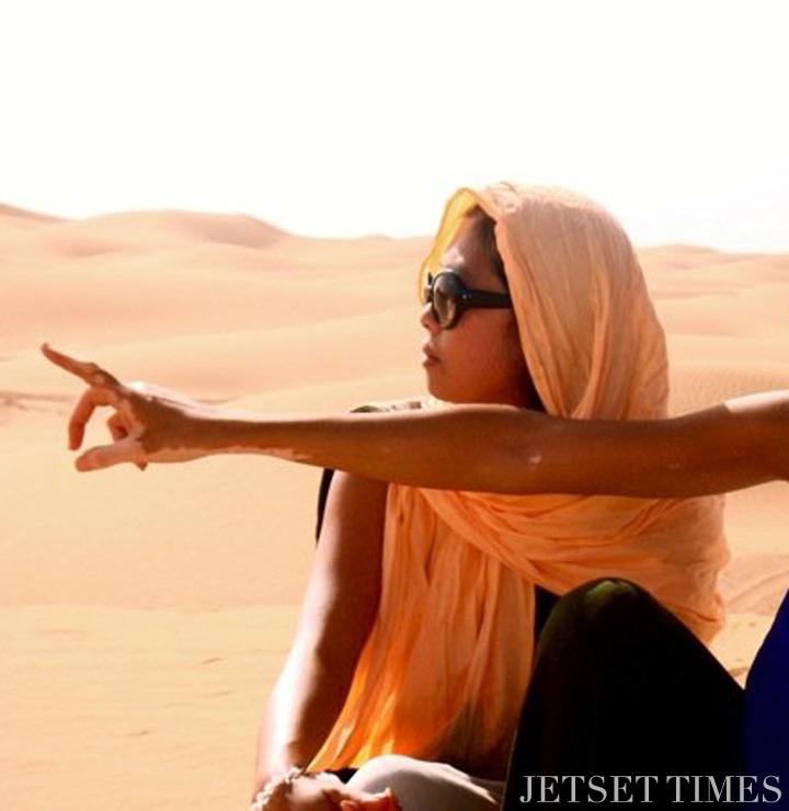 Mhamid Morocco desert Wendy