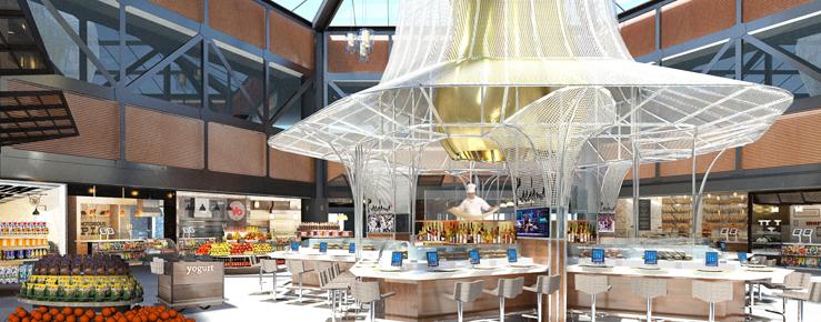 newark airport terminal c s makeover hi tech gadgets high end