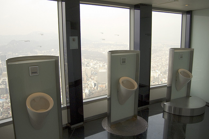 Flickr Andrew Currie Seoul South Korea public bathroom toilet