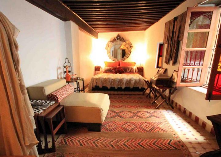 hotel riad numero 9 fez morocco