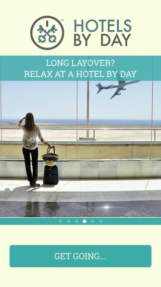 HotelsByDay app