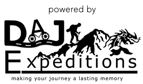 Powered By DAJ Expeditions logo