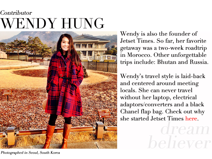 Wendy Hung contributor profile South Korea