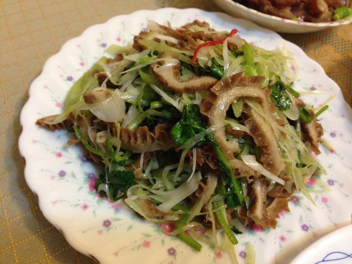 2. Tripe Taiwan food