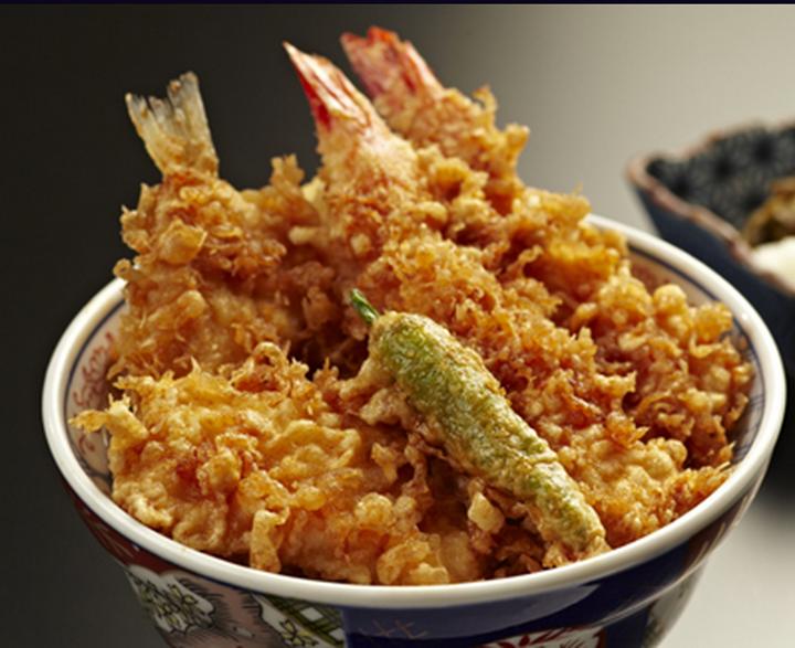Aoi Marushin tempura japan tokyo restaurant