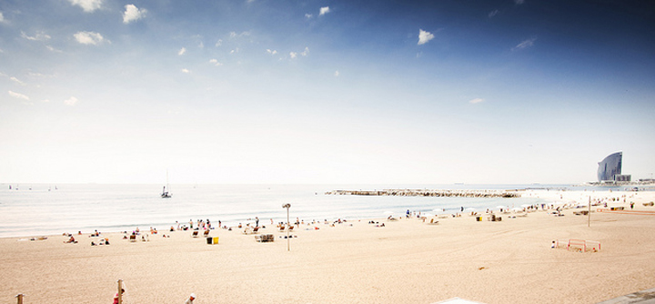 Flickr Luis Hernandez Barceloneta Beach Barcelona Spain