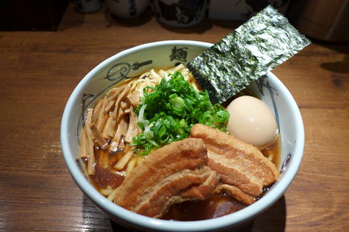 Menya Musashi ramen restaurant Tokyo Japan