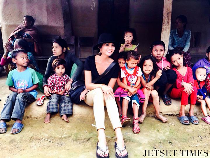 Chitwan local children, Nepal