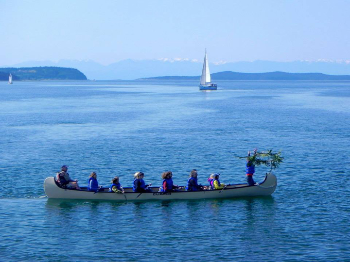 Facebook Canoe Island French Camp