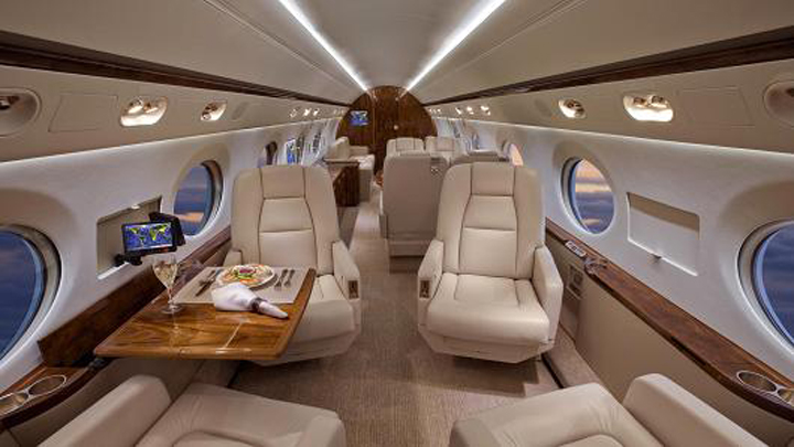 Tequila Avion private jet