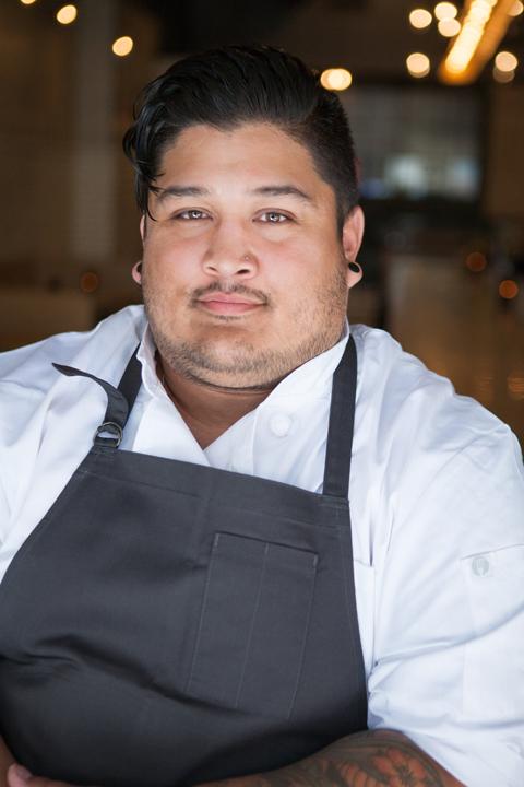 DTLA Barrel Down chef