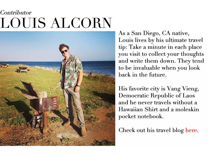 Louis Alcorn contributor profile