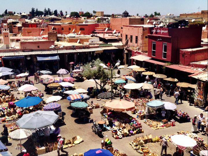 Marrakech sousk