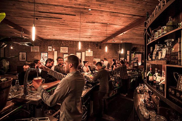Mr. Wow Emporium Melbourne Bar