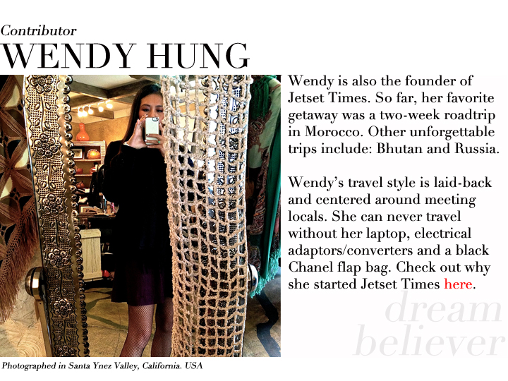 Wendy Hung contributor profile Santa Ynez Valley