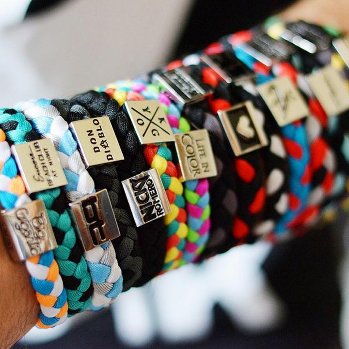 haut de gamme véritable vente moins chère bonne qualité Electric Family bracelets - Jetset Times