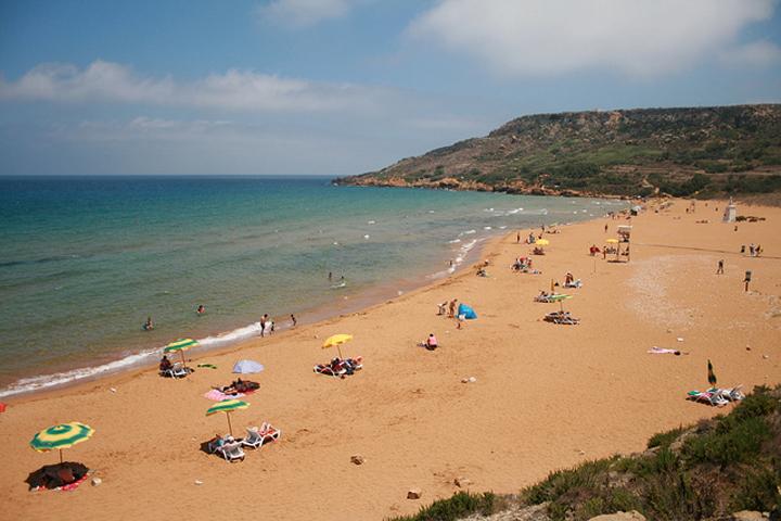 Flickr andrea castelli Ramla Bay Gozo Malta