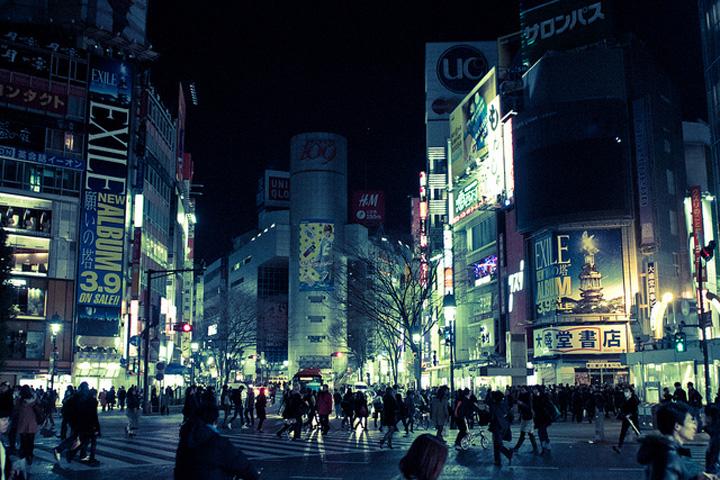Flickr Silver Hage Shibuya Tokyo