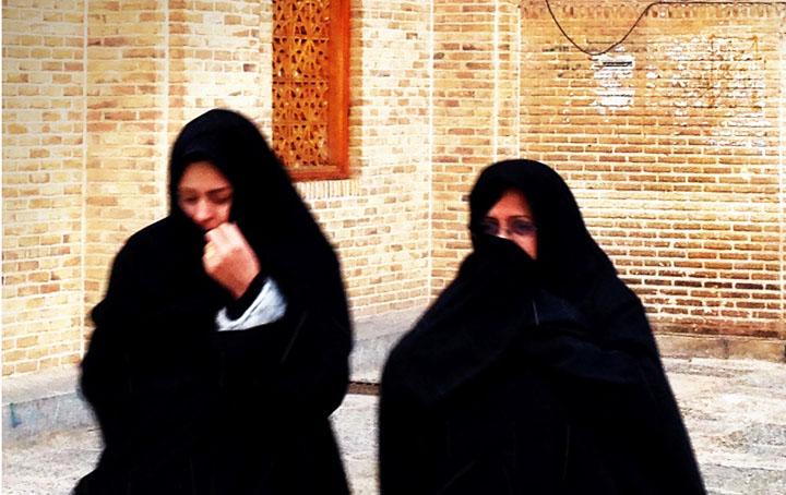 Iran veil Muslim women
