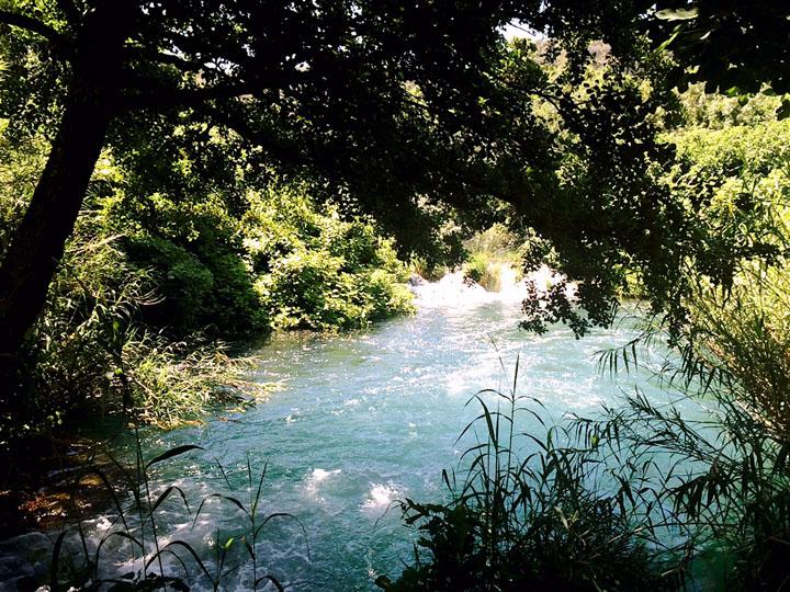 Krka National Park Croatia river