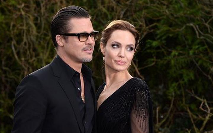 Twitter Angelina Jolie Brad Pitt