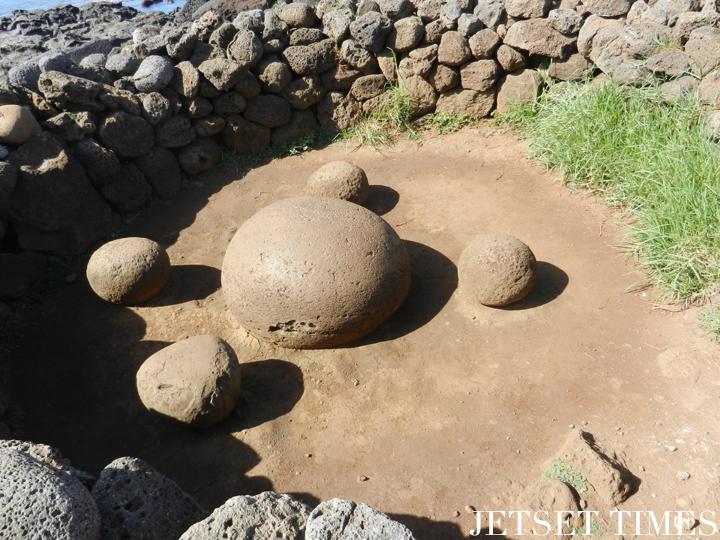 29 Te Pito Kura. Easter Island