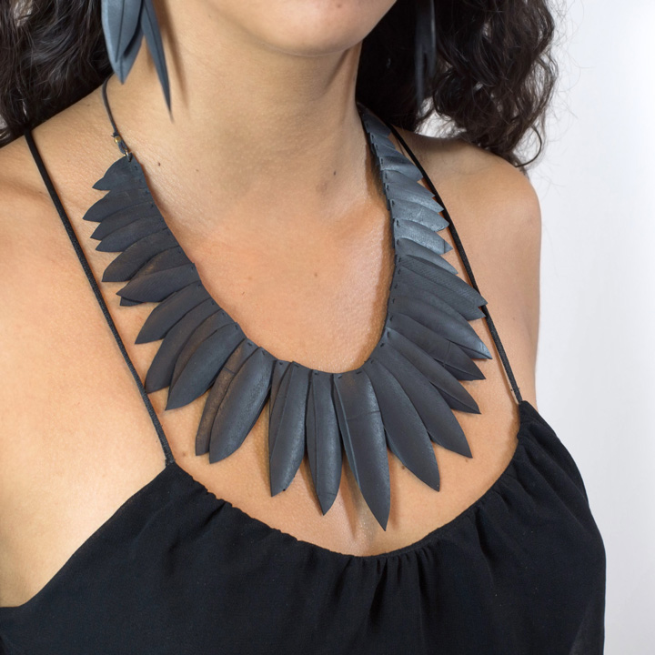Bonore Necklace front