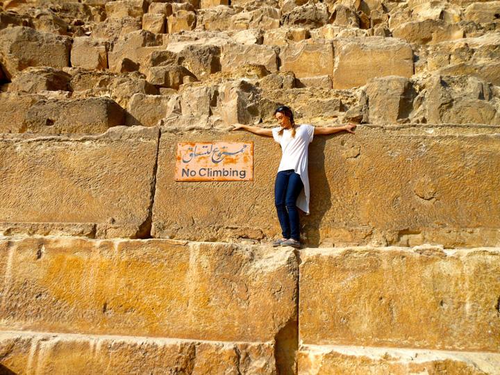 no climbing safety travel valerie
