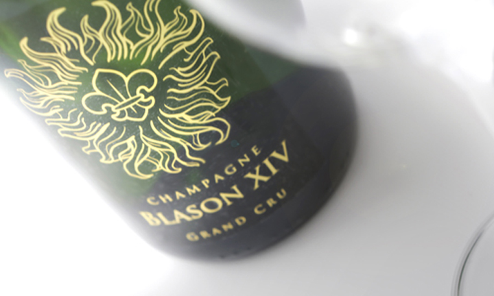 Blason Louis Champagne Grand Cru Blanc de Blancs 2009