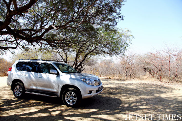 Botswana road trip