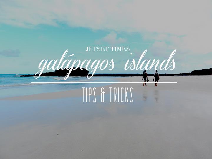 featured Galapagos Islands Ecuador tips and tricks
