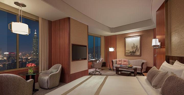 Shangri-La Far Eastern Plaza Hotel Executive Room