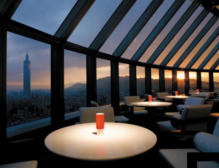 Shangri-La Far Eastern Plaza Hotel Marco Polo Lounge