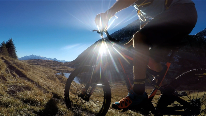 Tito Tomasi Grenoble France bike ride