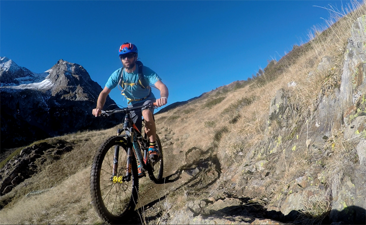 Tito Tomasi Grenoble France bike