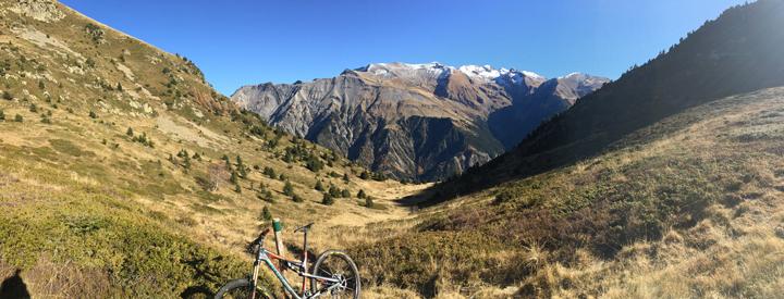 Tito Tomasi Grenoble France mountain bike