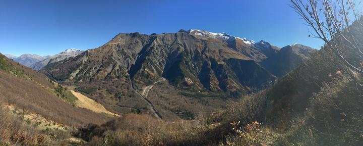 Tito Tomasi Grenoble France mountains