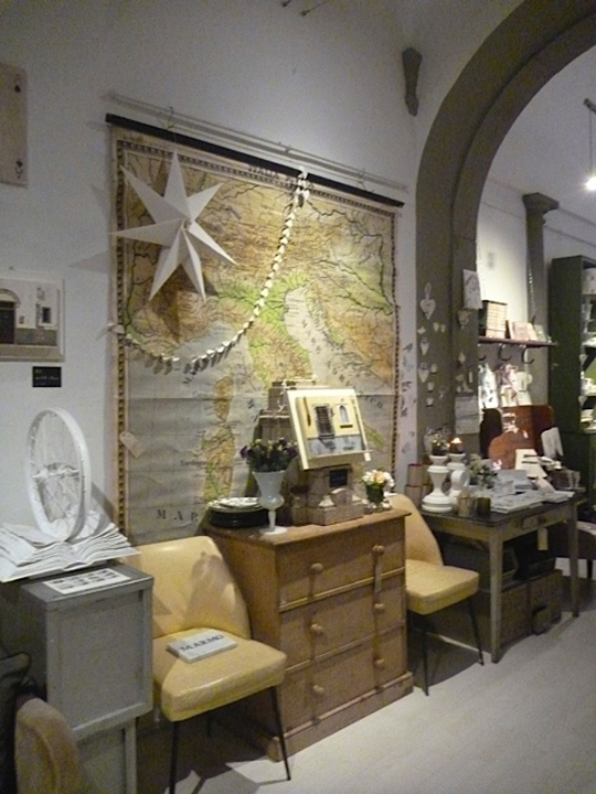 And Company Shop interiorFlorence Italy