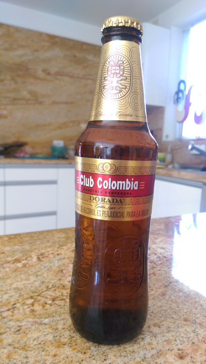 Colombia beer