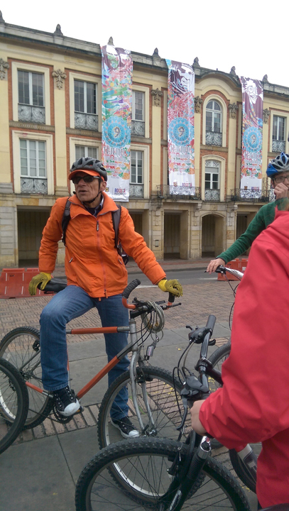 Colombia bicycle tour