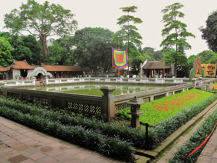 Flickr Francisco Anzola Temple of Literature Hanoi North Vietnam