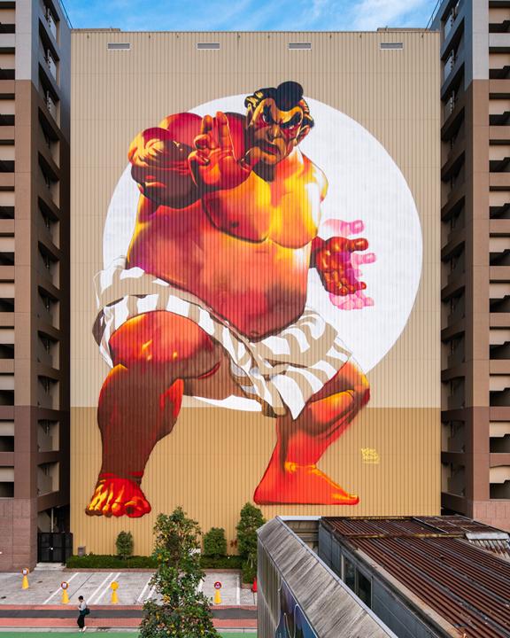 POW! WOW! Festival Honolulu Hawaii case