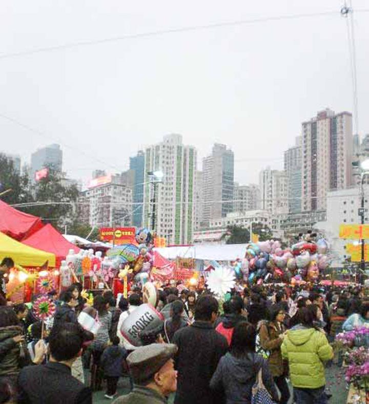 Tracy Cheng Chinese New Year Hong Kong 3