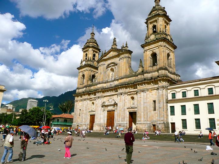 14 Bogotá, Bogota Colombia
