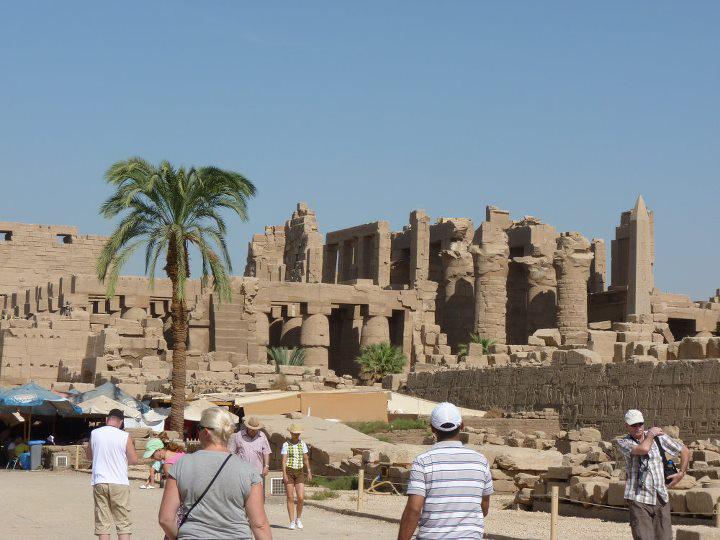 6 Karnak Temple Egypt