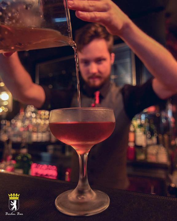 Facebook Berlin Bar Melbourne Australia
