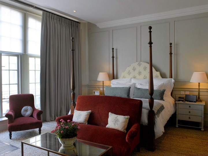 Dean Street Townhouse Hotel Rooms